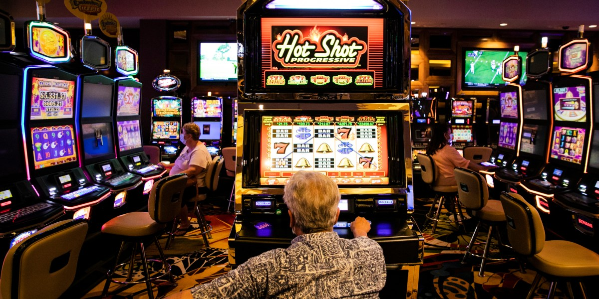 Casino Game And Taxes: Tips To Avoiding Casino Game